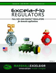 MEC Excela-Flo Regulators 2018