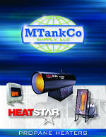 Our catalog of reliable HeatStar Propane Heaters