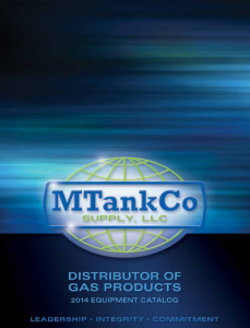 MTankCo Product Catalog